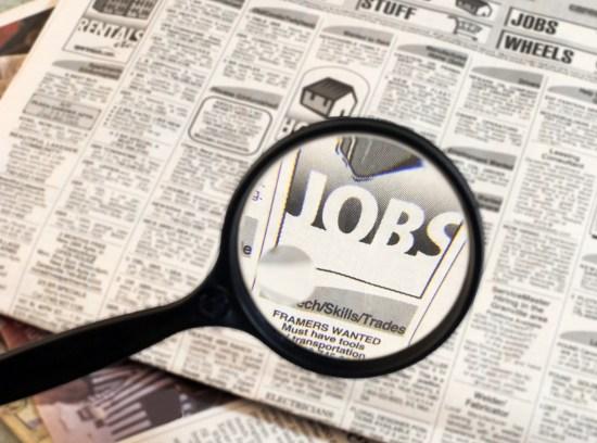 Buscar trabajo en Europa