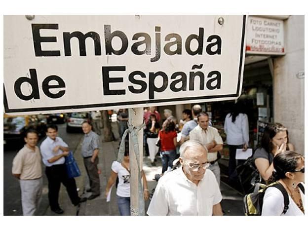 Emabajada_España
