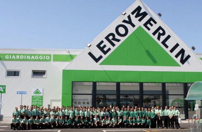 Enviar Curriculum a Leroy Merlin