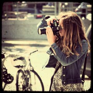 Fotografa de calle