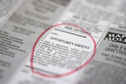 buscar un nuevo empleo