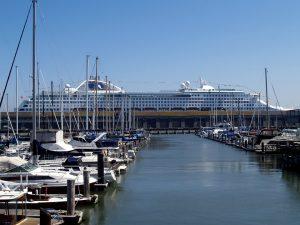 dónde trabajar en un crucero