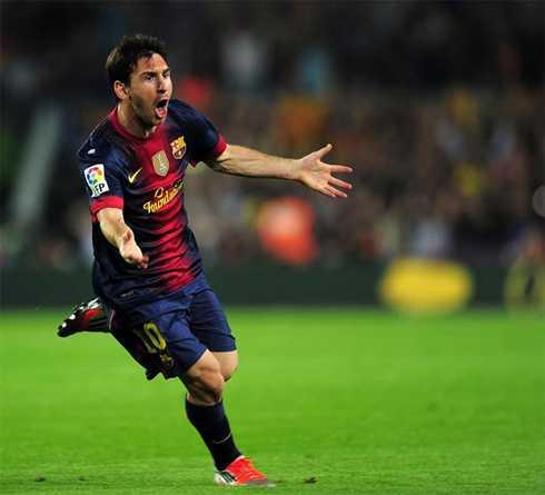 Lionel Messi Latest Pic 2012-2013 03