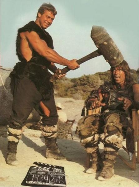 7. Conan el bárbaro