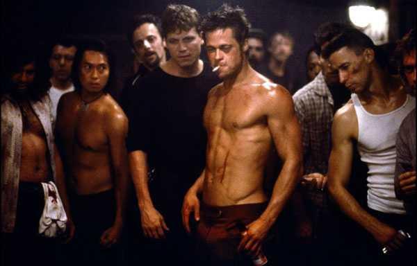 Otro de sus papeles más recordados. El club de la lucha (1999)