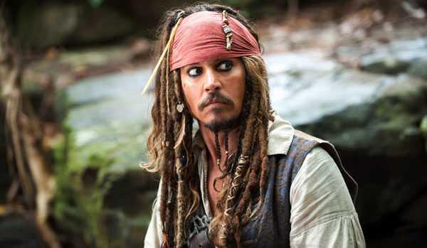 El mítico Jack Sparrow (2003-infinito)