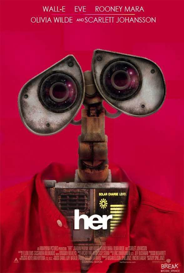 las películas nominadas al Oscar protagonizados por personajes PIXAR