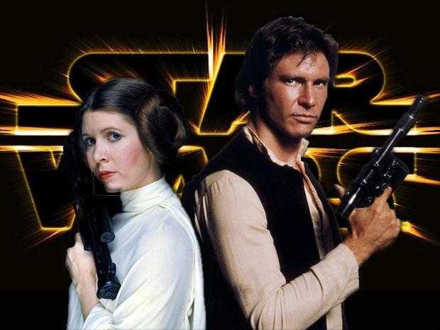 Conoce y folla a Leia