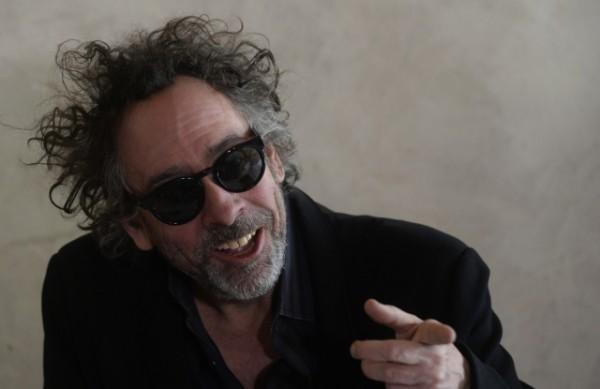 Tim Burton---Tim Burton