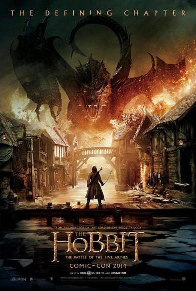 Cartel El Hobbit