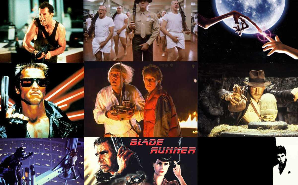imagenes de los anos 80: