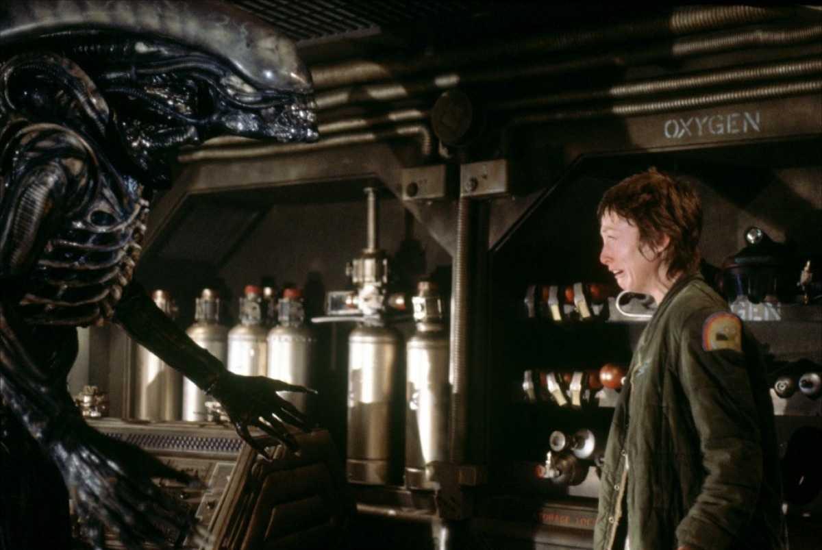 Image result for alien el octavo pasajero