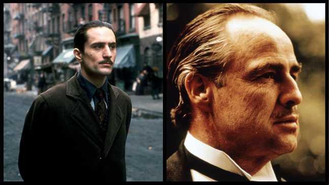 ¿Mola más el Vito Corleone de Marlon Brando o el de Robert ...
