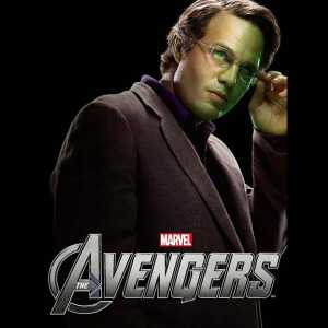 Avengers Bruce Banner iPad wallpaper