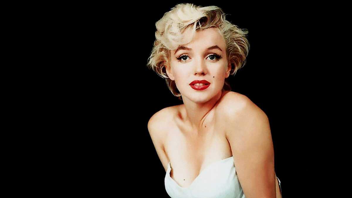 Este es el selfie de Marilyn Monroe antes de ser famosa