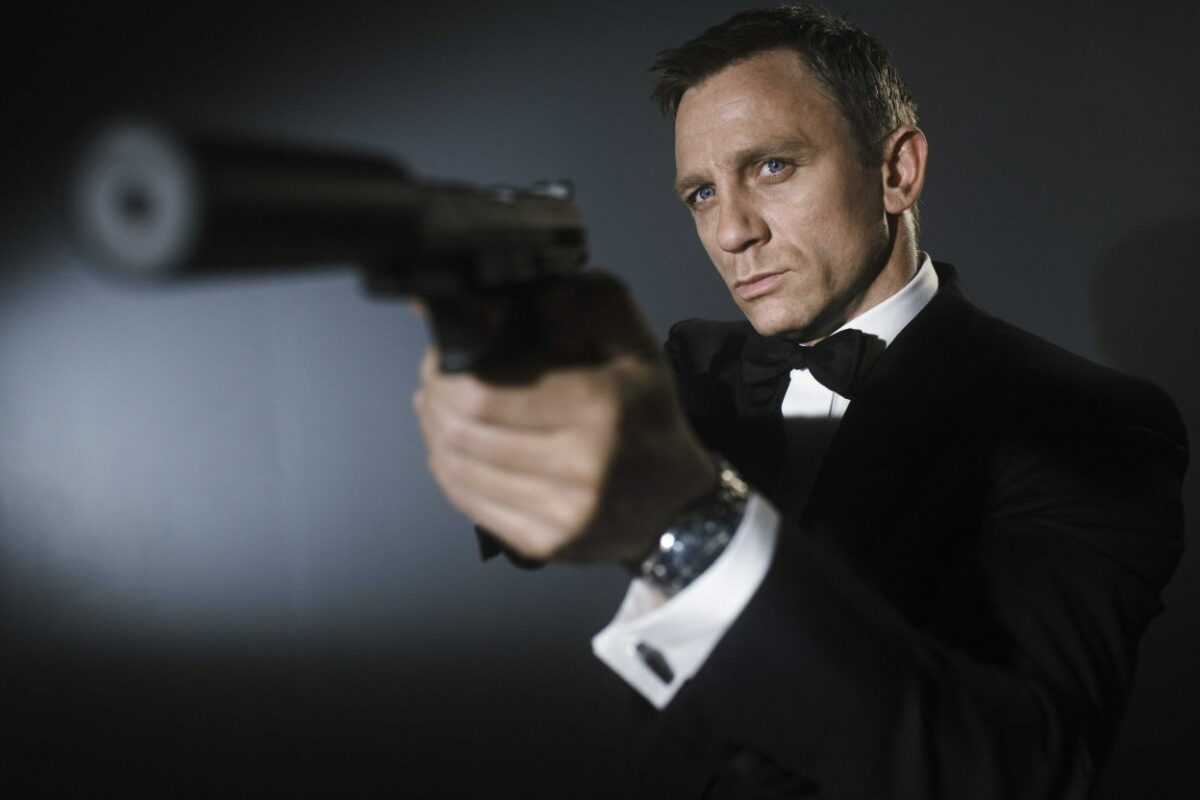 Daniel Craig - New James Bond movie Casino Royale