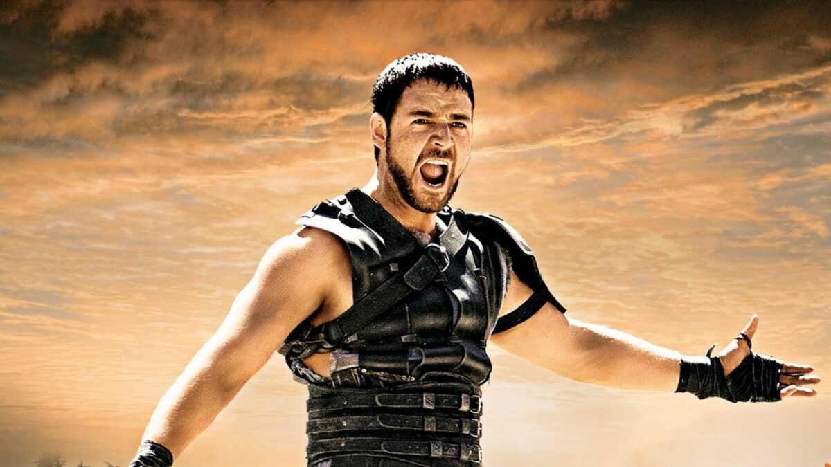 Resultado de imagen de russell crowe gladiator