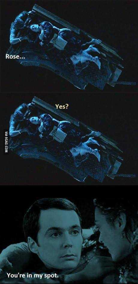 Sheldon Titanic