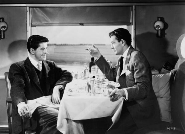 extraños en un tren remake con ben affleck y david fincher
