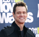Actor Jim Carrey arrives at the 2011 MTV Movie Awards in Los Angeles