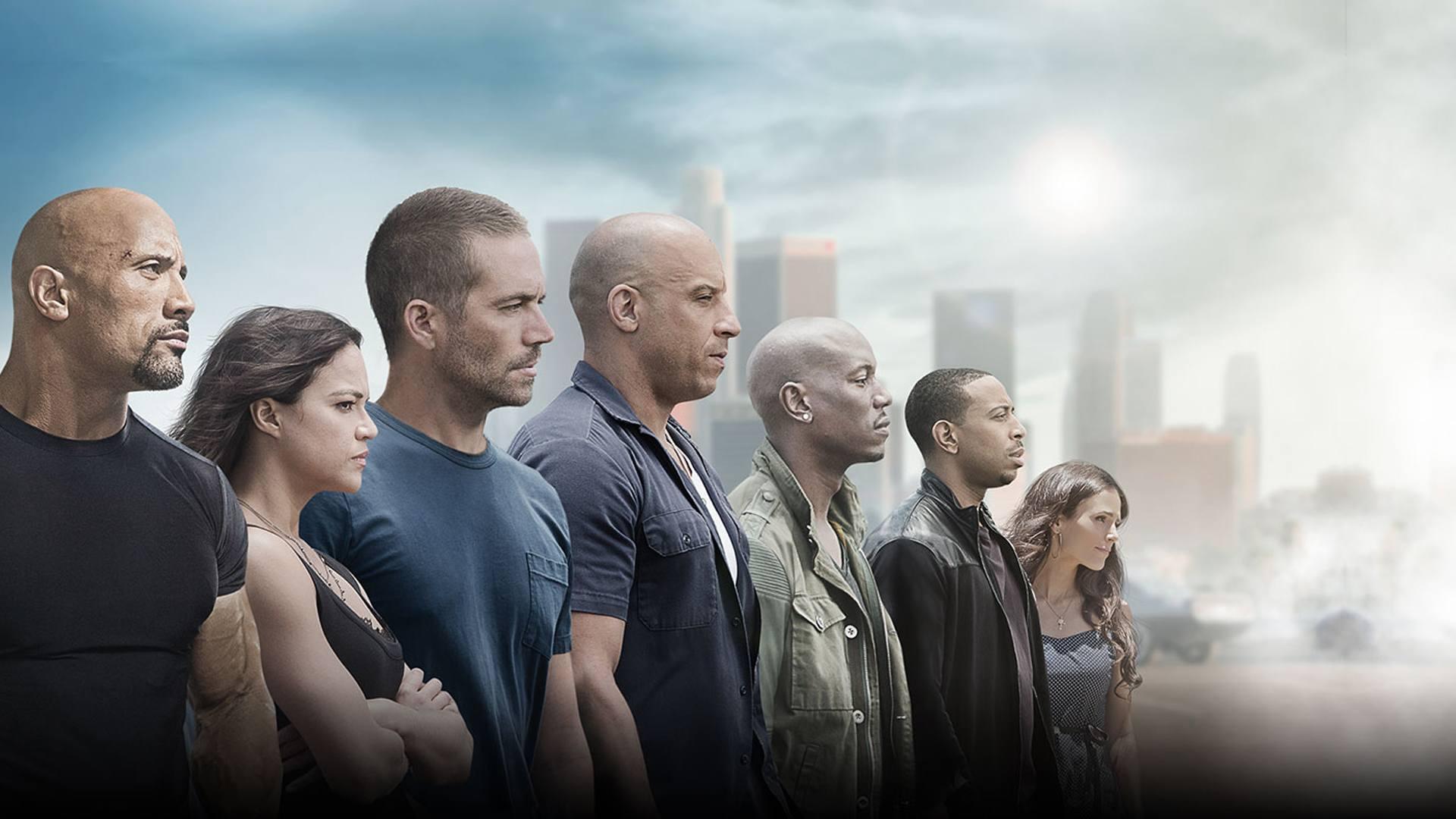 "final de ""Fast & Furious 7″ después de la muerte de Paul Walker"