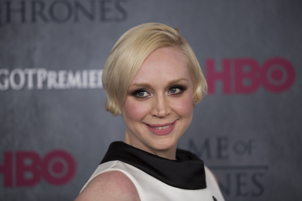"""Cast member Gwendoline Christie arrives for the premiere of the fourth season of HBO series """"Game of Thrones"""" in New York"""
