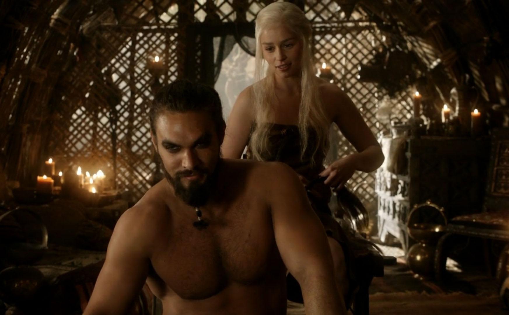 Henry y junio escenas de desnudos