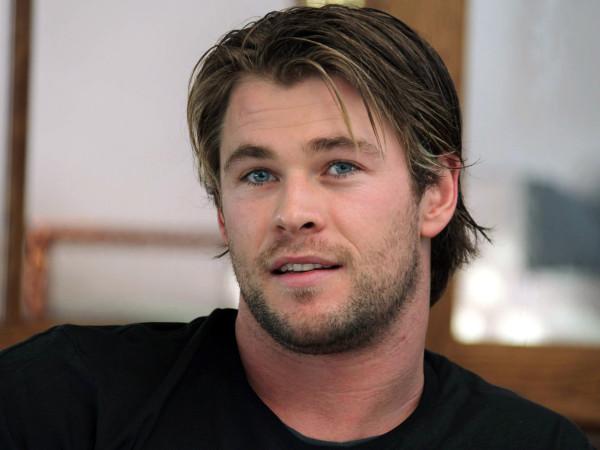 Chris Hemsworth Promotes 'Thor' - Los Angeles