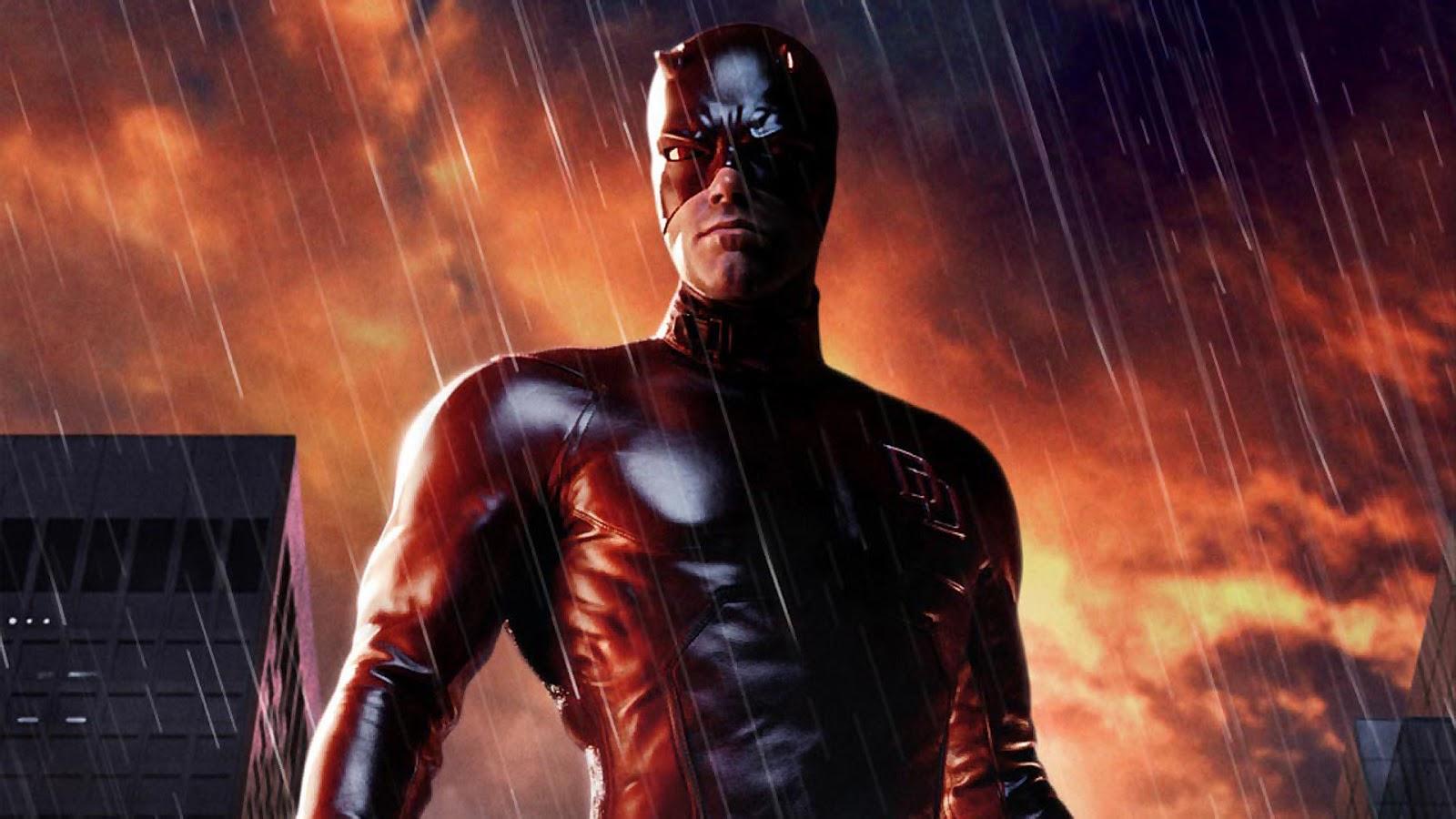 """Ben Affleck explica, al fin, la infamia de """"Daredevil"""""""