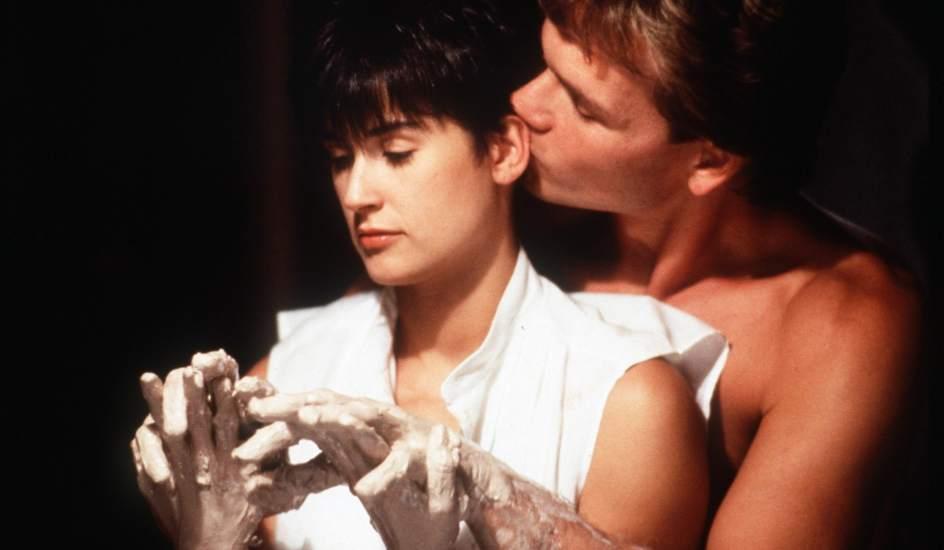 """Uno de los grandes secretos de """"Ghost"""" sale a la luz casi 30 años después"""