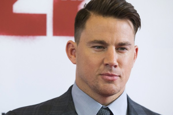 """Cast member Channing Tatum arrives for the premiere of """"22 Jump Street"""" in New York"""