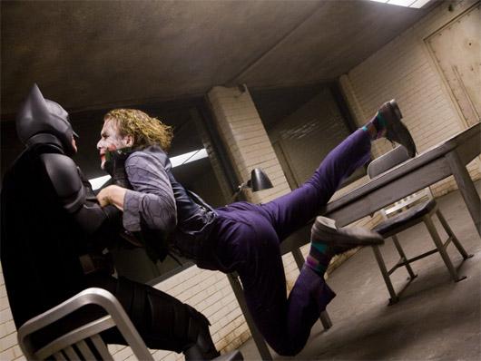 Christian Bale habla de como Heath Ledger arruinó su trabajo en ...