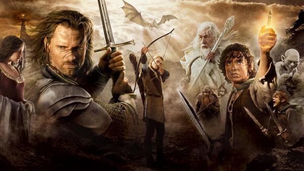 """Finales Alternativos: """"El Señor de los anillos: El retorno del Rey"""""""