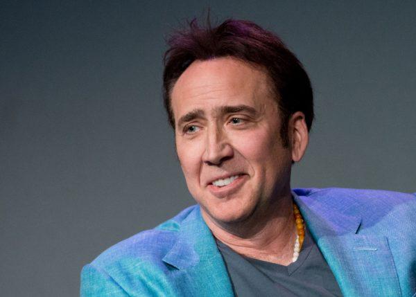 "Apple Store Soho Presents: Meet The Filmmakers David Gordon Green, Nicolas Cage, ""Joe"""