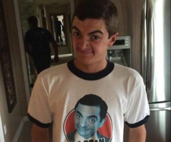 Mr. Bean parecido