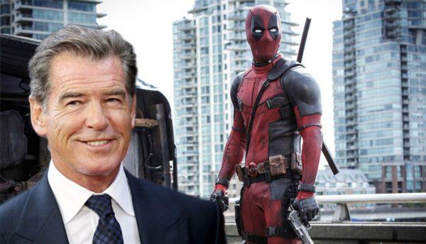 """Así luciría Pierce Brosnan en """"Deadpool 2"""" 1"""