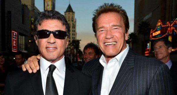 Arnold Schwarzenegger y Sylvester Stallone tienen nuevo proyecto juntos 1