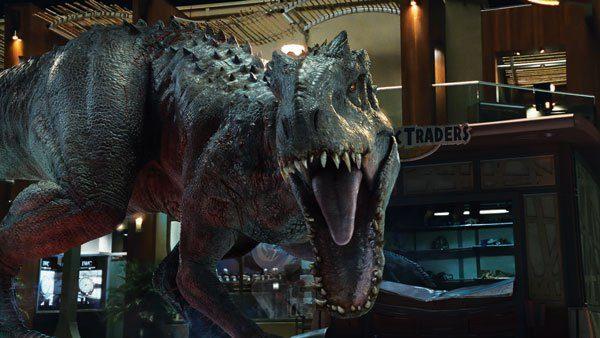 """¡Sorpresa con las imágenes de los dos primeros dinosaurios de """"Jurassic World 2""""!"""