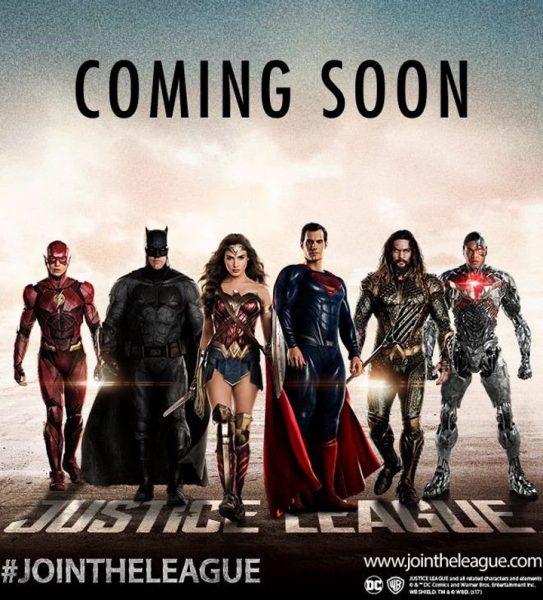 """Warner y DC al fin lanzan la primera imagen de Superman para """"La Liga de la Justicia"""" 2"""