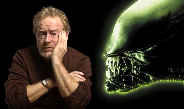 ¿Se le ha ido la pinza a Ridley Scott? 1