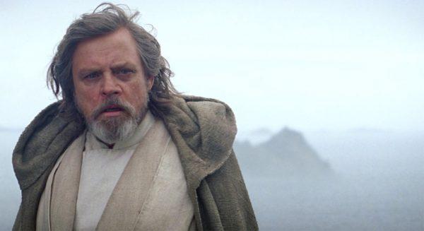 """El cabreo de Mark Hamill tras leer su papel para """"Star Wars: Los últimos Jedi"""" 1"""