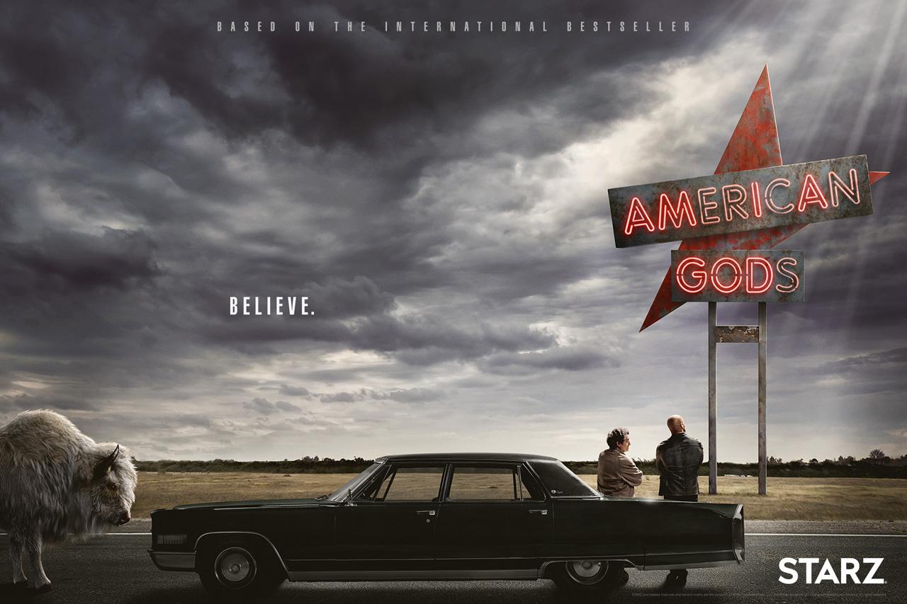 Resultado de imagen de american gods