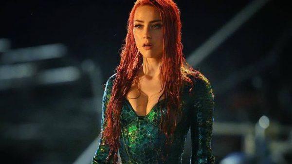 El Topless De Amber Heard Para Celebrar En Final Del Rodaje De Aquaman