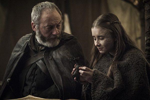"""Impresionante el cambio de Kerry Danielle, la hija de Stannis en """"Juego de Tronos"""""""