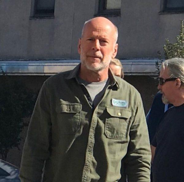Primera Imagen De Bruce Willis En Glass La Secuela De El Protegido