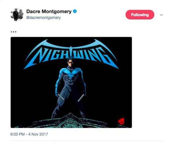 El universo cinematográfico DC encuentra a su Nightwing