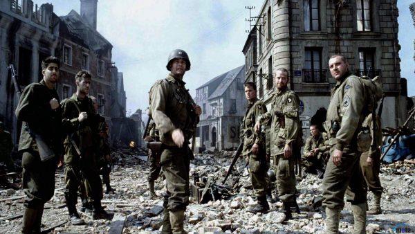 """22 años de """"Salvar al soldado Ryan"""": La gloriosa escena improvisada por los actores 1"""