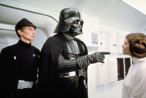 Para partirse: El vídeo de Paco Martínez Soria poniéndole voz a Darth Vader no está pagado 1