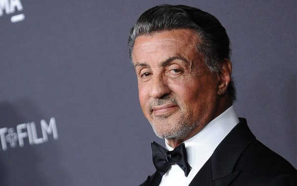 ¡Sylvester Stallone se lanza con el cine de superhéroes! 1