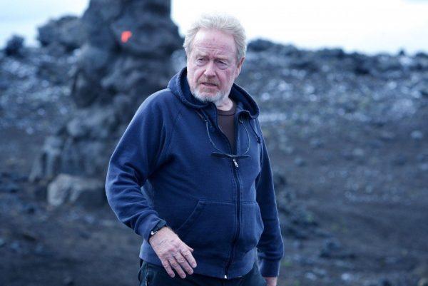 ¡Ridley Scott dirigirá esta serie de ciencia-ficción!